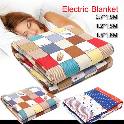 220V Electric Heated Flannel Blanket