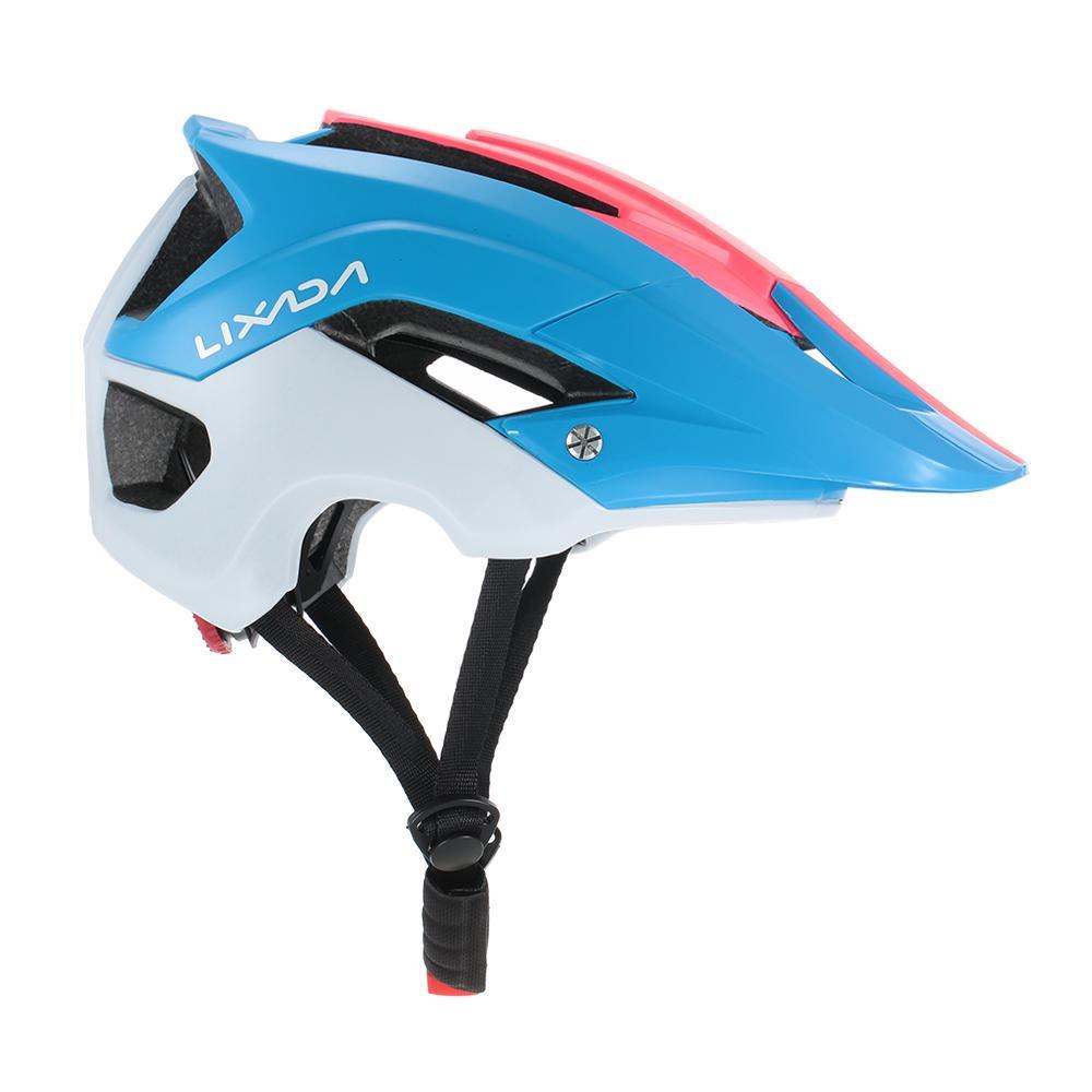 Lixada Ultra Lightweight Mountain Bike Cycling Bicycle Helmet Sports 1 Of 16
