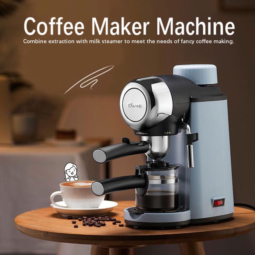 800w 5 Bar Espresso Coffee Machine Cappuccino Drink Latte Maker Milk Steamer Osta Madalate Hindadega Joom E Poes