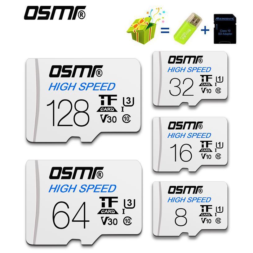 Высокоскоростная Micro SD Card TF Card для камеры смарт-телефона – купить по низким ценам в интернет-магазине Joom