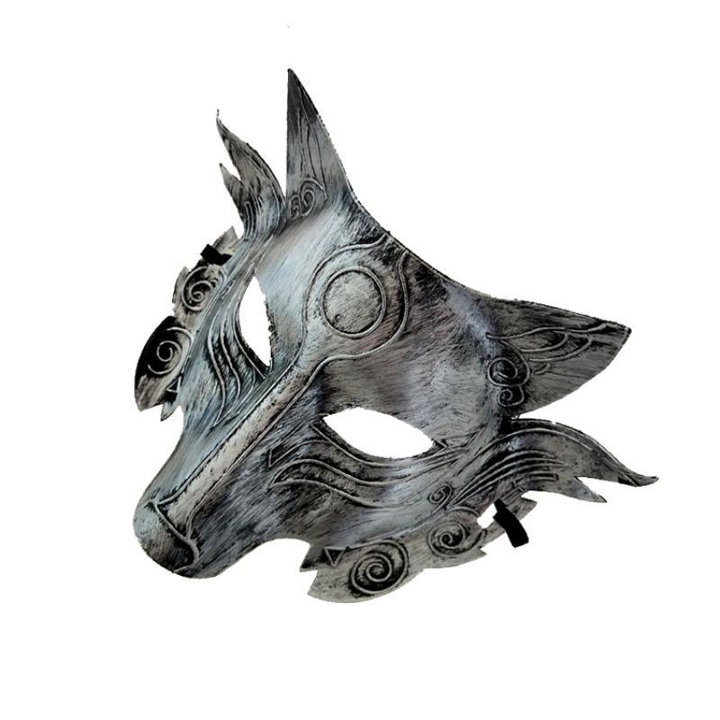 Werewolf Killing Mask Funny Wolf Head Mask