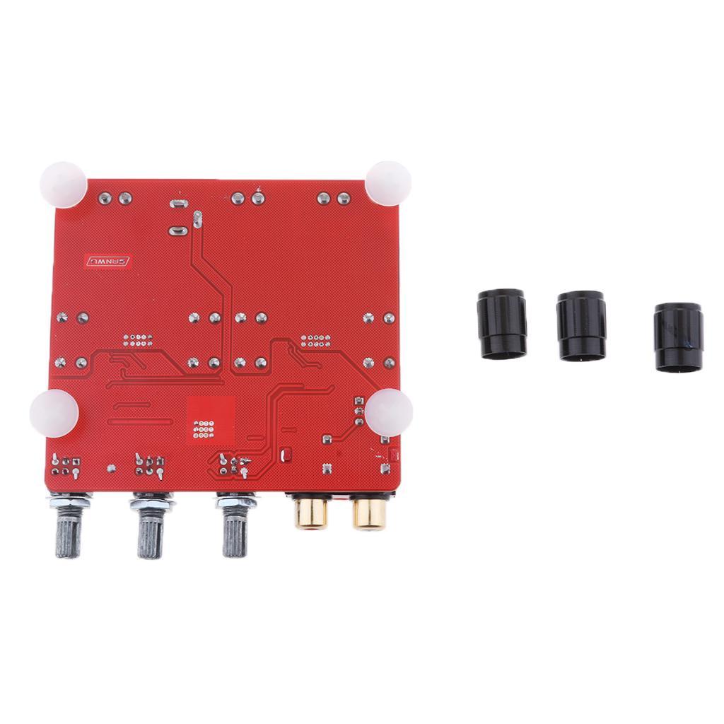 Amplifier board speaker stereo audio power digital amplifier board  2x50w+100w TPA3116