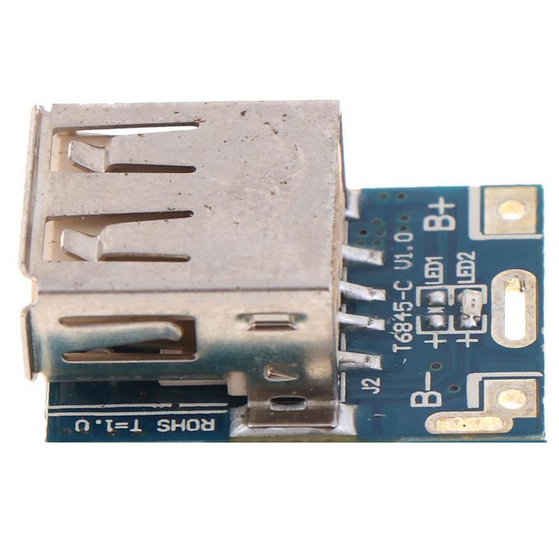 1* Micro USB 5V Lithium Li-ion 18650 Battery Charger Module Board DIY PoweYJCA