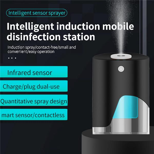Disinfection dispenser with proximity sensor and Infrared Dispenser Automatic