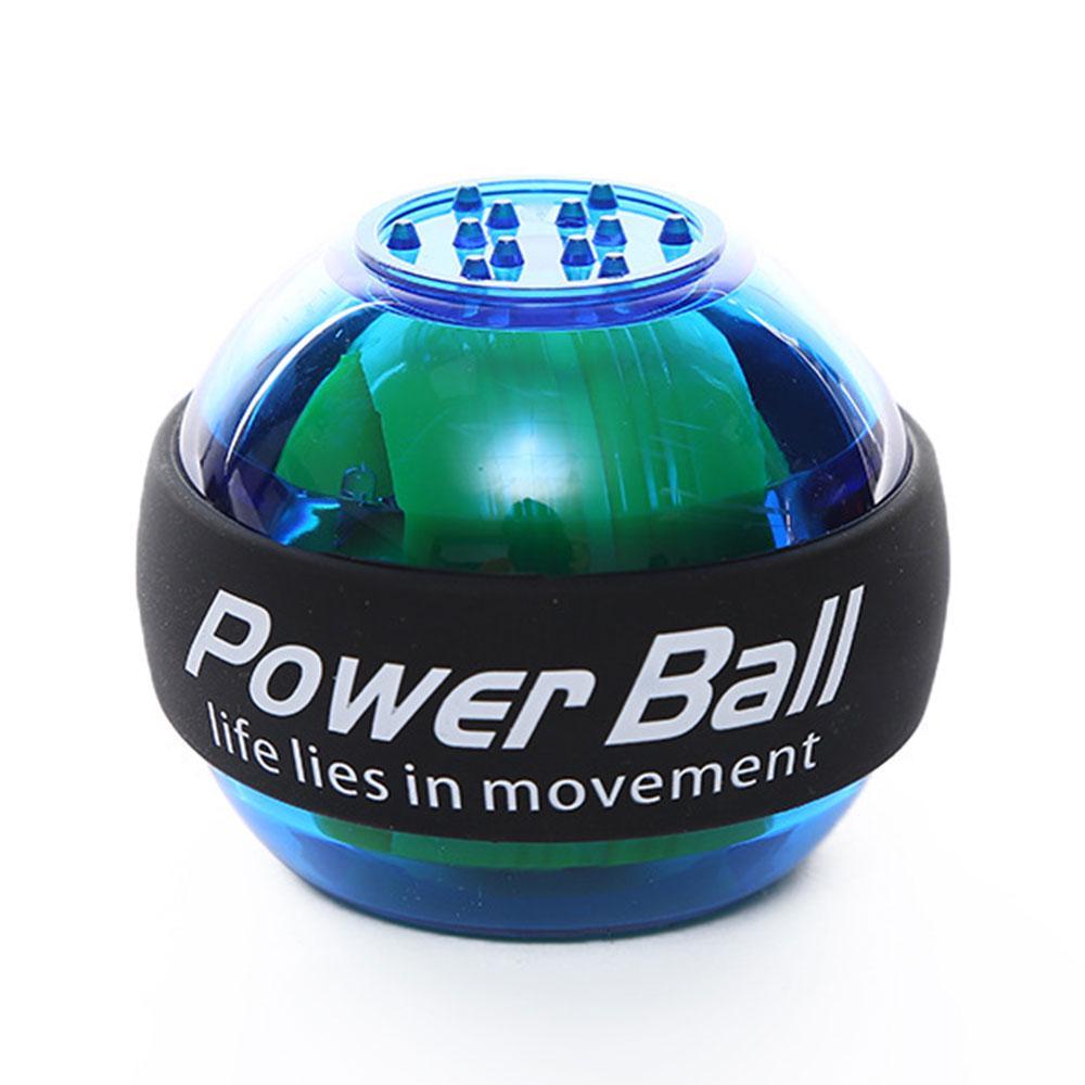 GAOYOO Led Power Ball Wrist Ball Trainer Relax Gyroscope Powerball Gyro Arm Exerciser Strengthener Fitness Equipments