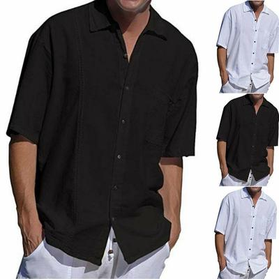 fe09173d67 Stylowa koszulka męska z krótkim rękawem Slim Fit Koszulka z krótkim rękawem  Slim Fit Bluzka z
