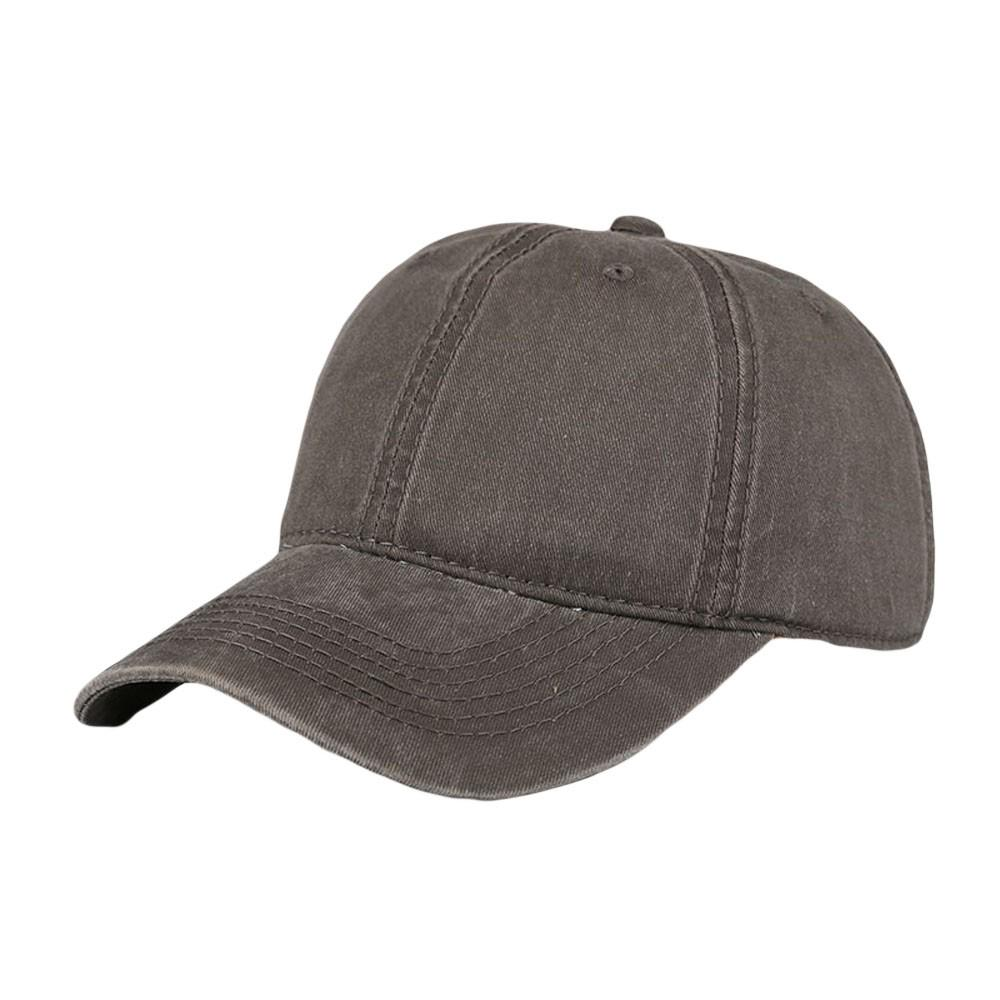 Sombrero de béisbol colorido de moda mujer hombres gorra ajustable ... 6fa1fd86860