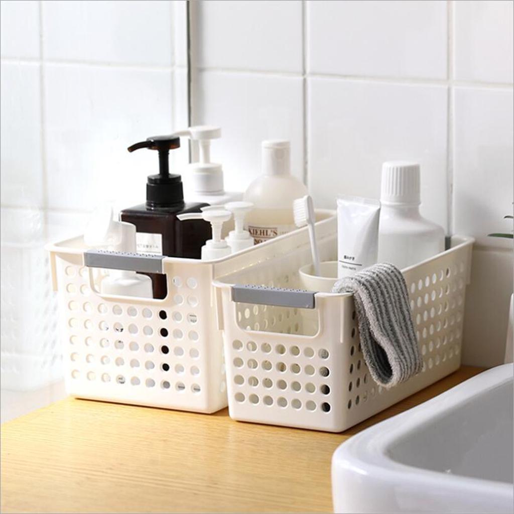 Küche Badezimmer Aufbewahrungsbox aus Kunststoff Korb Diverses ...
