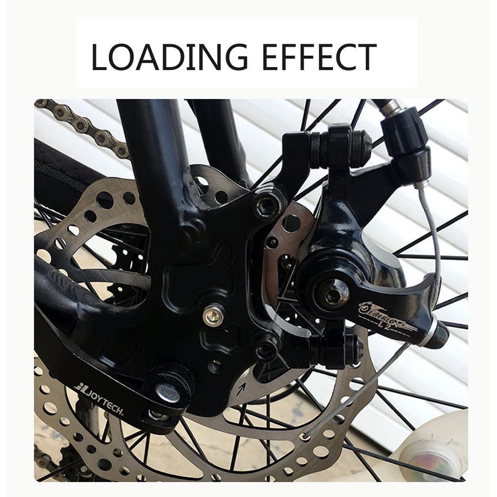 Bicycle Disc Brake Bracket Adapter R160 Rotor Mount Lever Bike Common Universal