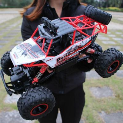 RC Car 1/12 4WD Rock Crawlers 4x4 Driving Car Double Motors Drive Bigfoot Car Remote Control Car Toy
