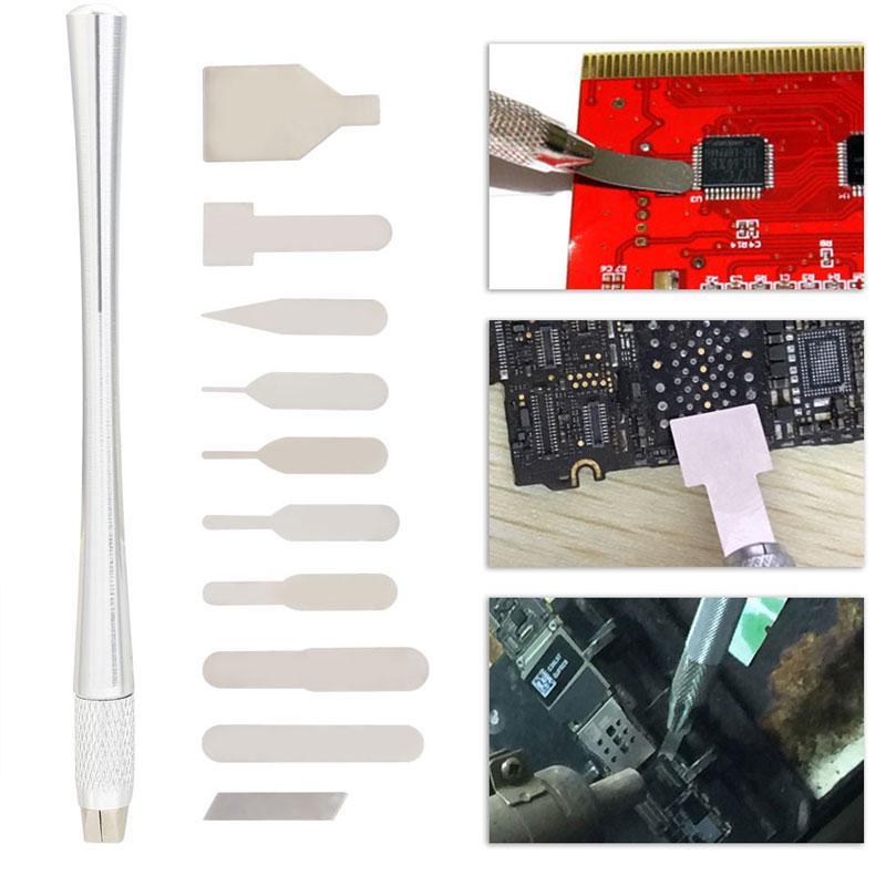 <b>1set</b> Mainboard процессора IC чип Remover <b>A5 A6</b> A7 A8 A9A ...
