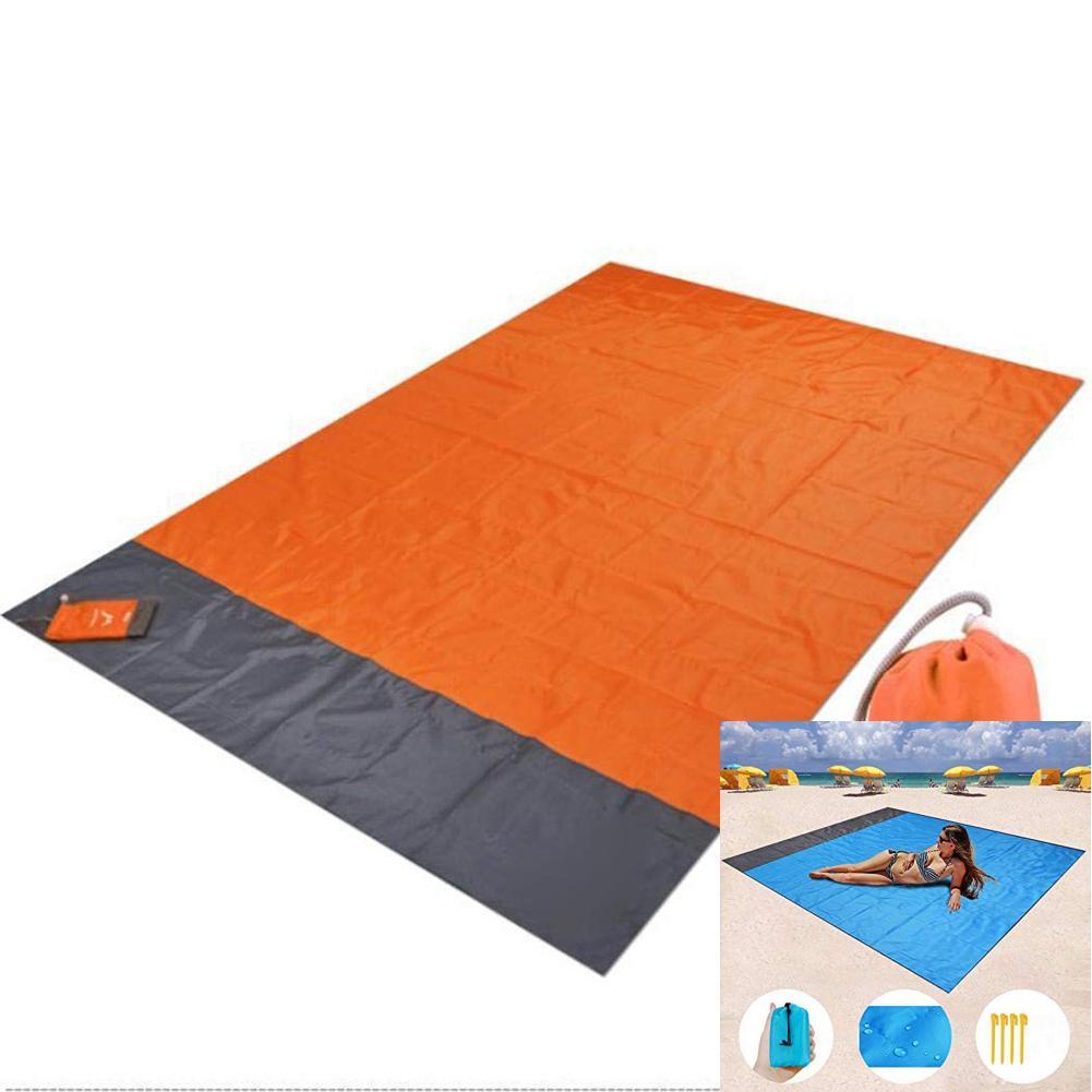 Yvonne Carpet Beach Портативный складной коврик для пикника и кемпинга – купить по низким ценам в интернет-магазине Joom