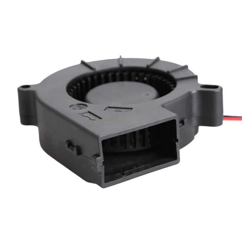 Brushless Blower Cooling Fan Sleeve-Bearing 7525S  DC12V 0.18A 75x33mm 75mm