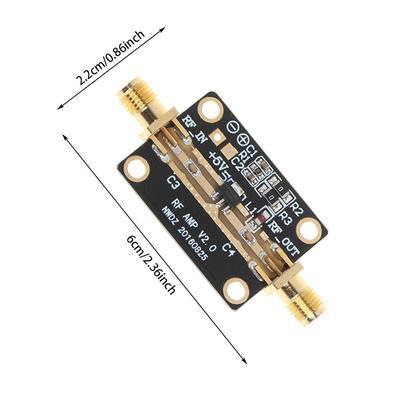 1MHz-700MHZ 3 2W HF VHF UHF FM Transmitter RF Power