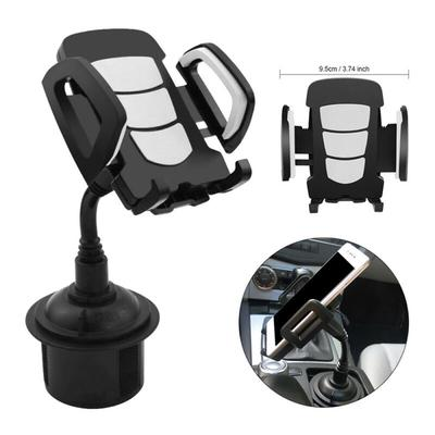 black JIUY Auto Car Air Vent Outlet Water Bottle Holder Can Drinks Bracket Coffee Cup Mount Stand Holder Interior Accessories
