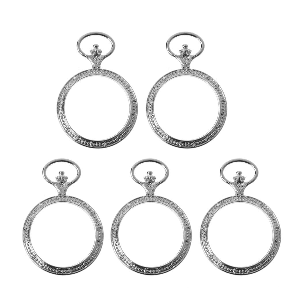 80 Pcs 14mm Long 12mm Tray Inner Tray 10mm Nickel Free Earring Posts with Bezel Tray Silver Color