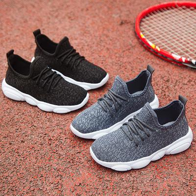 Baby ChildrenKids Baby Girls Boys Solid Mesh Sport Run Sneakers Casual Shoes