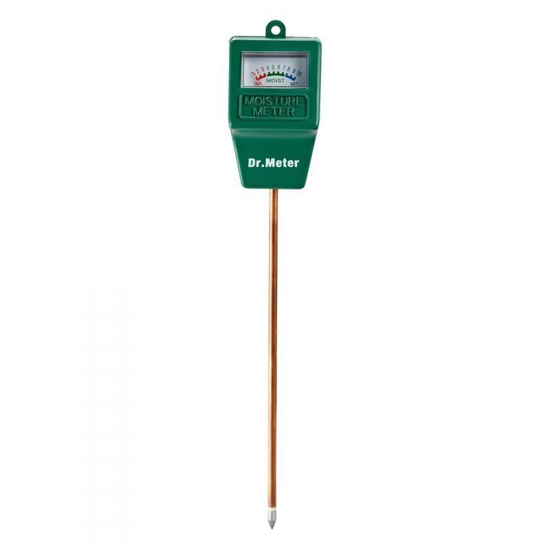 Messung Und Analyse Instrumente Indoor/outdoor Feuchtigkeit Sensor Meter Boden Wasser Monitor Hydrometer Für Gartenarbeit Landwirtschaft Einfach Zu Verwenden