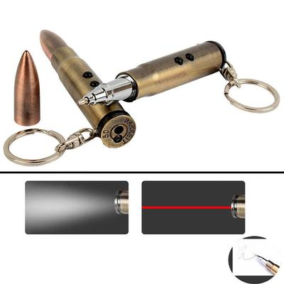4 In 1 Multi-Functional Flashlight Infrared Writing Life-Saving Hammer Mini Bullet Ball Pen