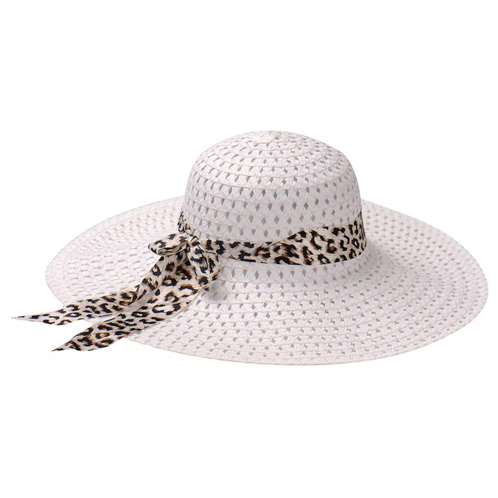 Disco de borde ancho doble gorra verano sombreros para las mujeres ...