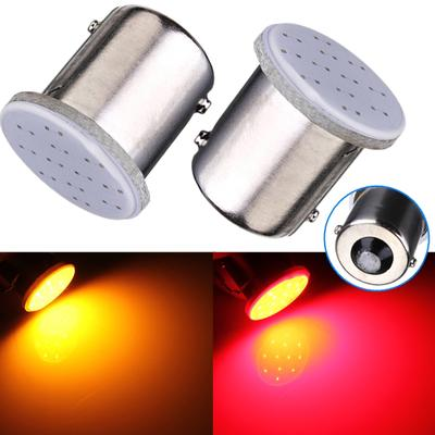 2x LED BULBS BA15S P21W EPISTAR 5730 SMD CANBUS WHITE BACK-UP LIGHT LAMP