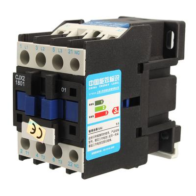 Auxiliary contact block for Motor Starter Relay CJX2