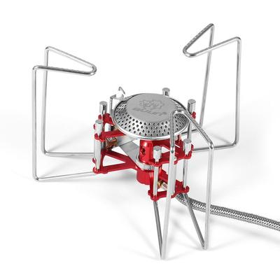 Stainless Steel Outdoor Folding Windproof Split Stove Camping Gas Burner LH