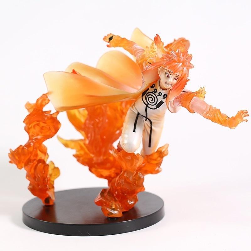 Anime Naruto Shippuden Kyuubi Namikaze Minato PVC Action Figure Figurine Toy
