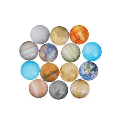 Round Clear Glass Domed Cabochons Tile Seals ~ Choice of Sizes GLASS CABS