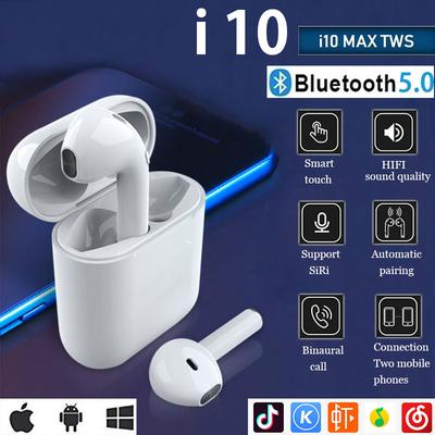 i88 TWS Wireless Stereo Bluetooth 5 0 Headsets Better Than i10 i11
