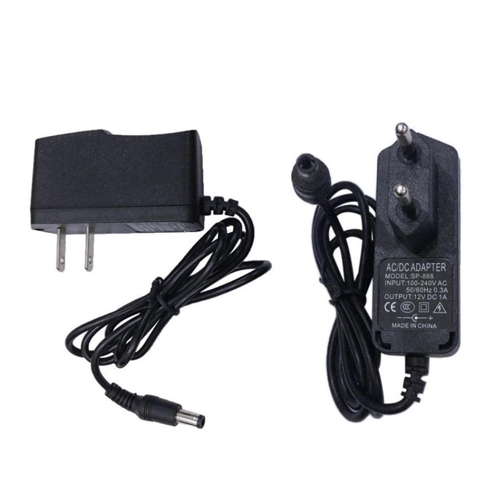 Power Supply Ac 100v 240v To Dc 12v 1a Adapter Plug Us Eu For Led Strip Light Buy At A Low Prices On Joom E Commerce Platform