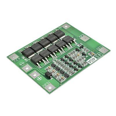 Stayhome 4S 14.8V 16.8V 20A Peak Li-ion BMS PCM Battery Protection Board BMS Pcm for Lithium LicoO2 Limn2O4 18650 Li Battery