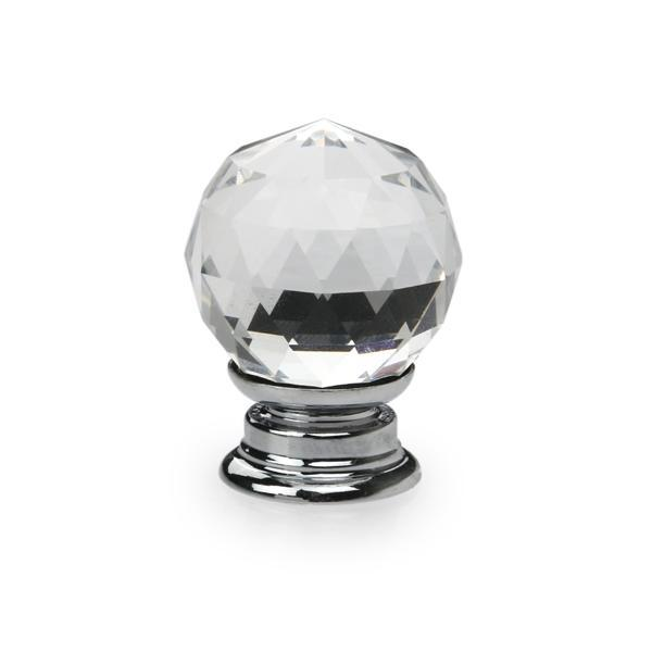 Klar, Kristallglas Schrankküche Schrank Tür Schublade Knopf Pull ...