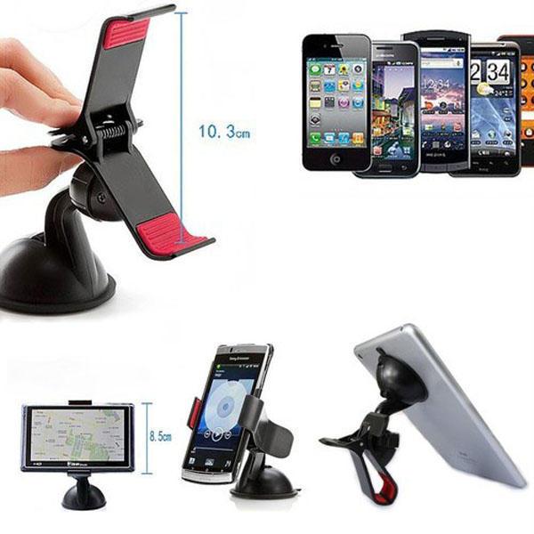 Créative Gadgets universel voiture pare-brise monter titulaire pour iPhone  5 s 5G 4 s iPod GPS BK - faire des achats en ligne à bas prix sur Joom 26158218625
