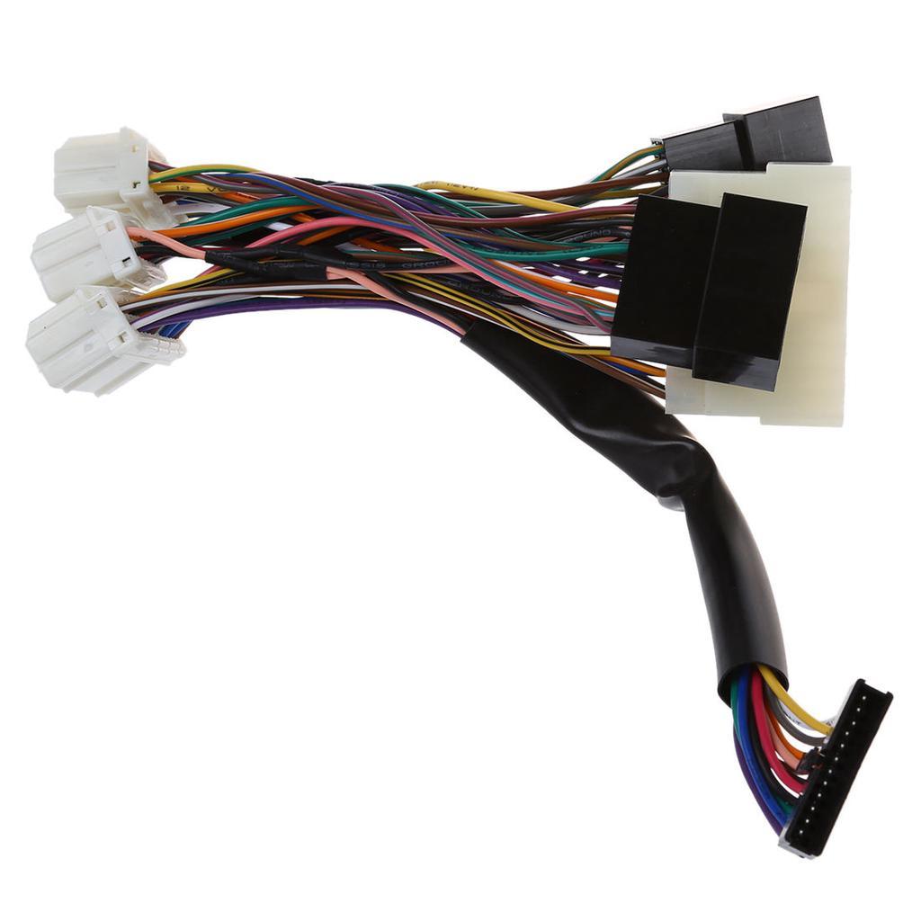 Cables ECU conversion jumper harness obd0 to obd1 for honda civic 88-91  acure integra