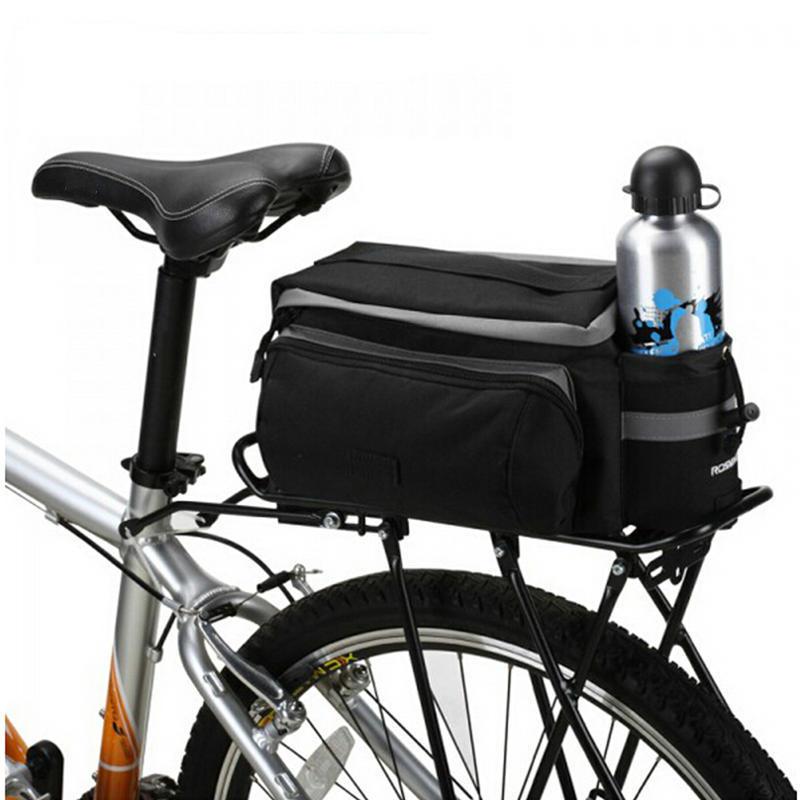 ROSWHEEL Fahrrad Gepäck Pack Reiten hinten Rahmen Paket – günstig im ...