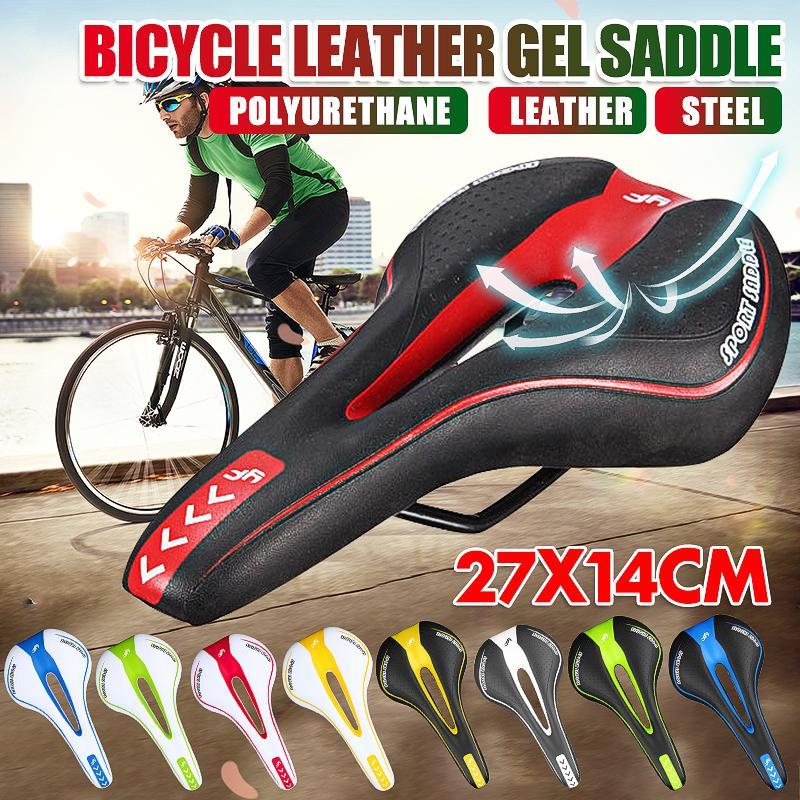 MTB road Bike saddles Bicycle Racing Hollow Cushion Seat Saddle Comfortable Pad