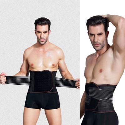 b86f19dec9f Men Slimming Shaper Waist Trimmer Belt Corset Beer Belly Anti ...