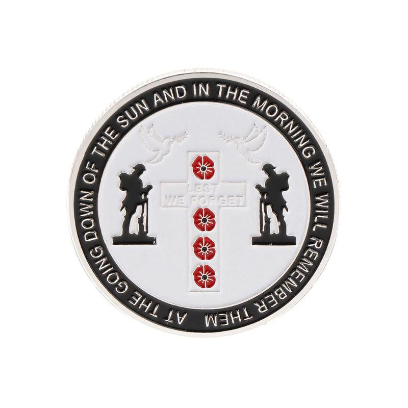 Police de Detroit US Saint Michael commémoratives Pièce Coin Collection Souvenir