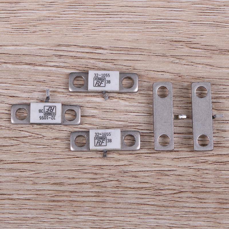 5Pcs 100w 50ohm Dummy-Last HF-Widerstand RFP 100-50 TW HF-Leistungsabschluss ZUE