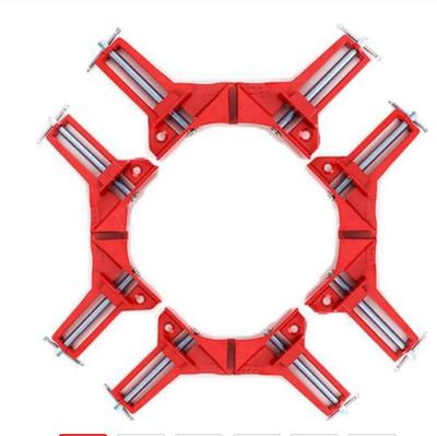 4pcs 90 Degree Right Angle Clamp Picture Frame Woodworking Corner Clamp