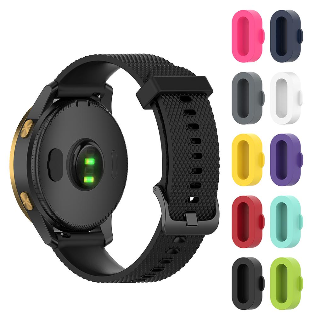 Wristband Port Protector Resistant And Anti-dust Plugs For Garmin Fenix 5//5X//5S