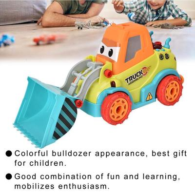 Enthusiastic 30pcs Childrens Diy Racing Toy Electric Drill Disassembly Toy Car Assembly Disassembly Toy Childrens Hands-on Screw Car Puzz Toys & Hobbies