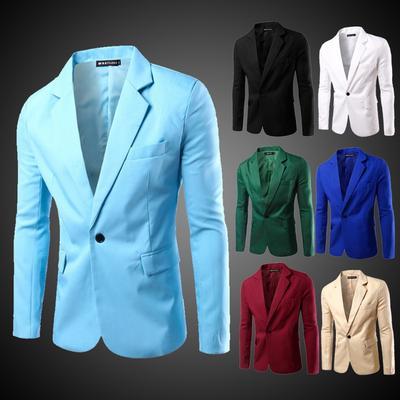 1d4e69fb08 Kurtka moda sprzedaż pasuje marynarki moda męska Kurtki szczupła formalna  kurtka płaszcz Fashion 8