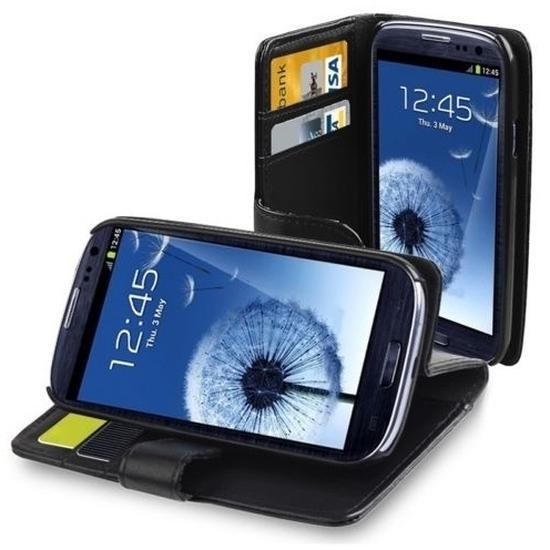 Кошелек PU Кожаный чехол с Flip Обложка для Samsung Galaxy S3 i9300 купить недорого — выгодные цены, бесплатная доставка, реальные отзывы с фото — Joom