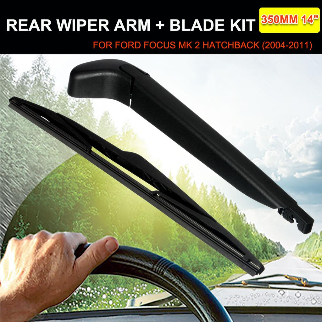YARIS//VITZ MK1 Hatchback Apr 1999 Onwards Windscreen Wiper Blade Kit 2 x Blades