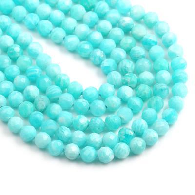 25Pcs Natural Persian Jade Stone Loose Spacer Beads Gemstone Jewellery Making