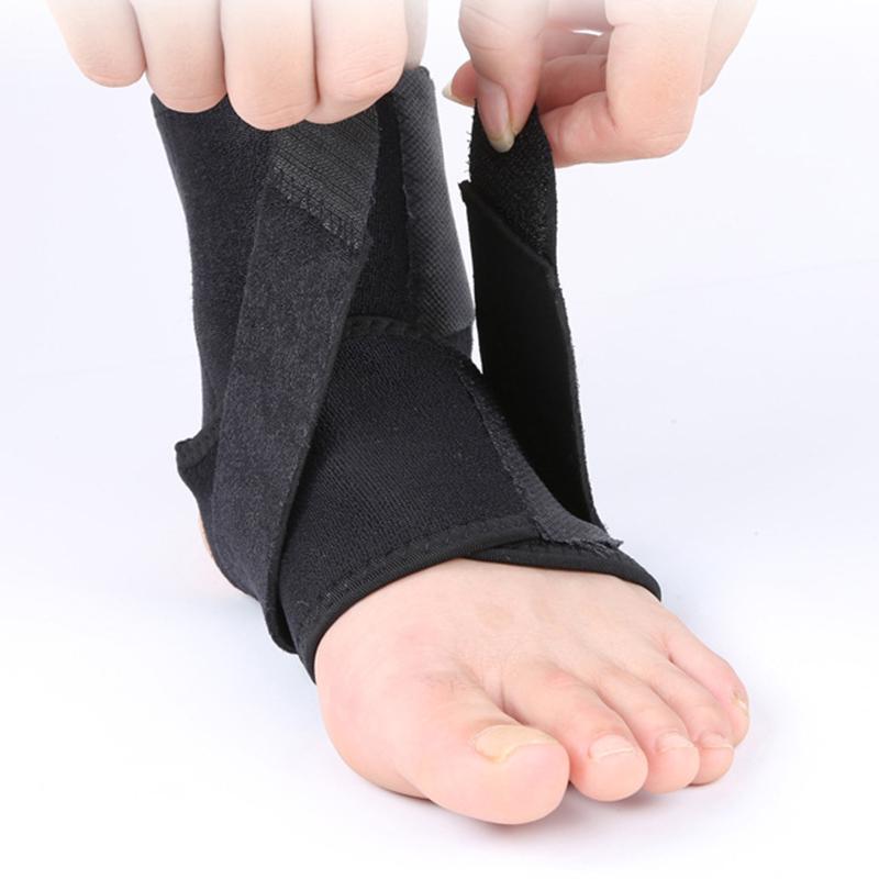 Deporte ayuda ortesis de pie tobillo elástico protector Fútbol Baloncesto  equipo - comprar a precios bajos en la tienda en línea Joom a88e3009e8317
