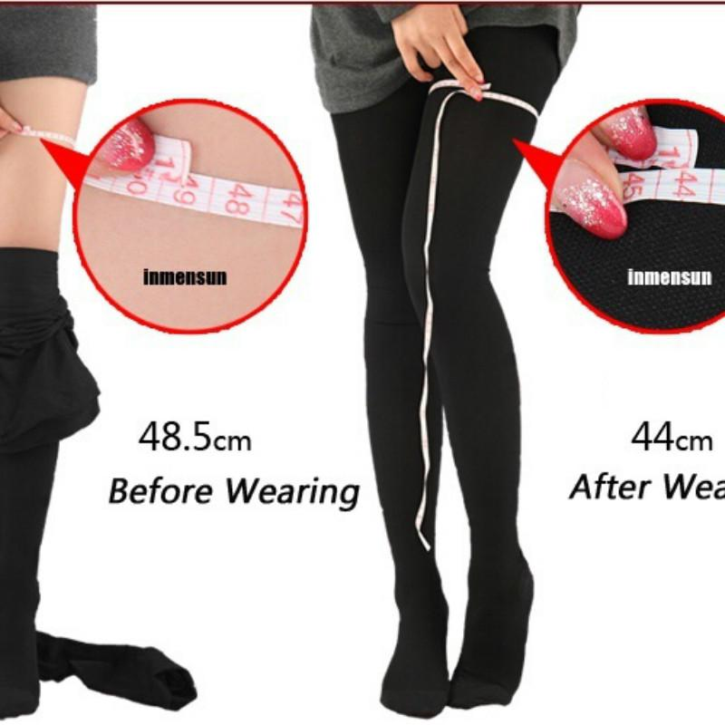 24a9b9ee6 880D Stovepipe Varicose Socks Spring Fat Burning Pantyhose Child ...