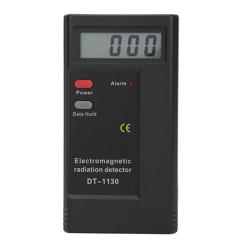 Digital LCD Radiation Dosimeter Mini EMF Tester Electromagnetic Radiation Detect Handheld Measuring Instrument AS1392